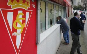 El Sporting pone a la venta las entradas para el partido contra el Granada