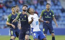 Las mejores imágenes del Tenerife - Sporting (1-0)