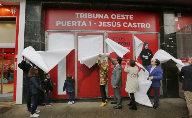 Castro ya es eterno en su casa
