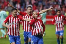 Sporting - Granada, en imágenes