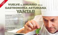 Vuelve el Anuario de la gastronomía asturiana YANTAR