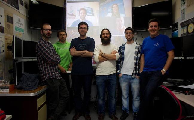 Los asturianos del CERN