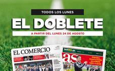 EL COMERCIO - LA VOZ DE AVILÉS y el 'As', todos los lunes por 1,50 euros