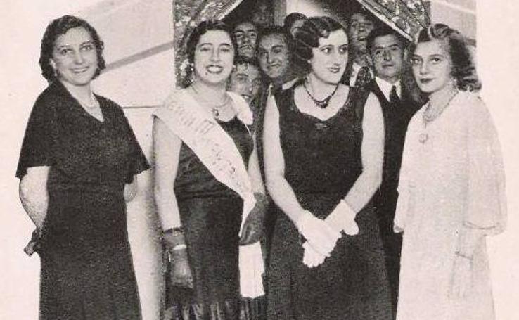 Así eran las primeras misses asturianas