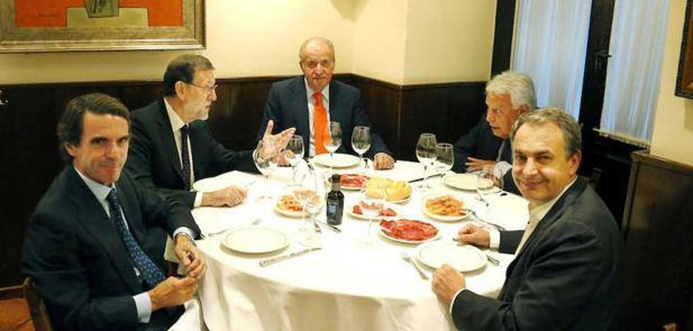 Los otros encuentros de los expresidentes