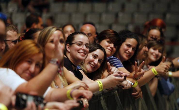 ¿Estuviste en el concierto de Luis Fonsi en Gijón? ¡Búscate!