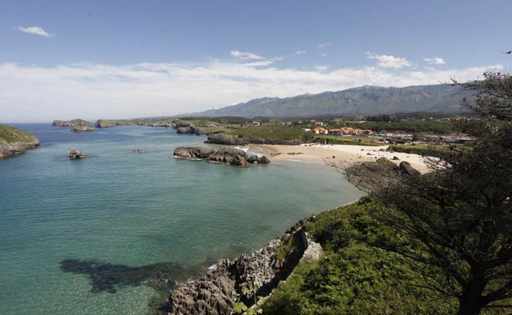 Las mejores playas del Oriente de Asturias