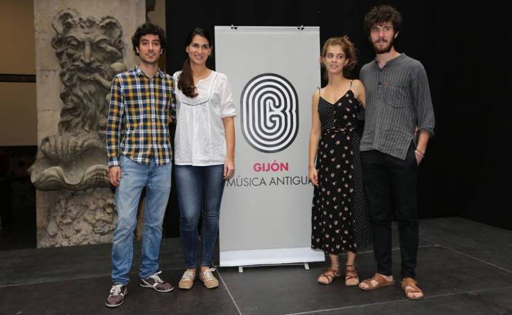 Ensemble Allettamento y el Dúo Acciaccatura, ganadores del concurso de Música Antigua