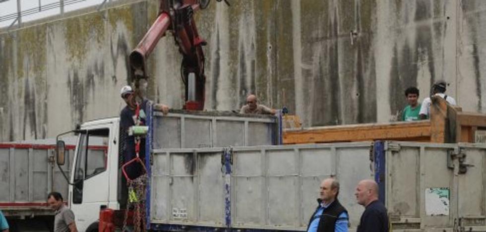 130.000 kilos extraídos durante la primera semana de arranque de ocle