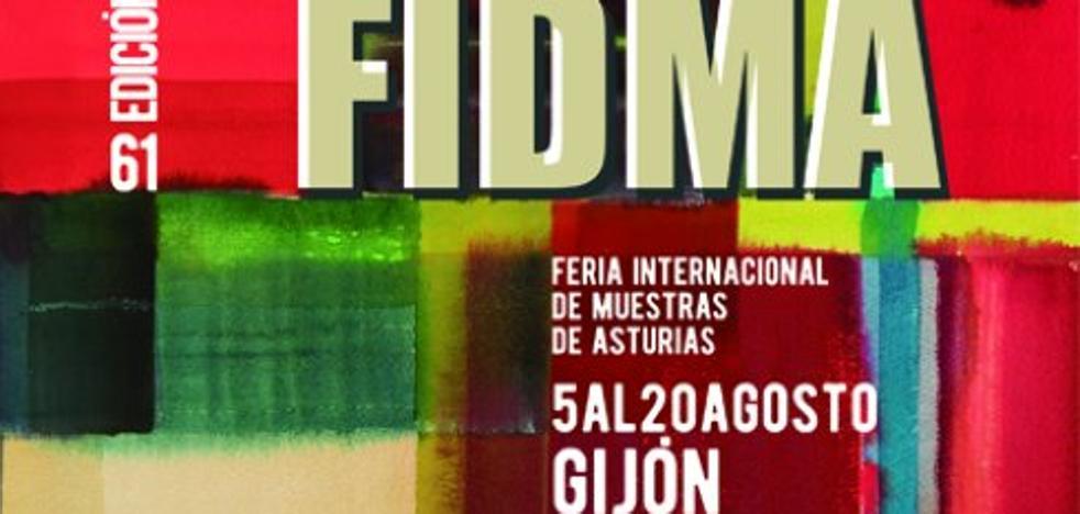 Benjamín Menéndez firma un colorido cartel para la Feria