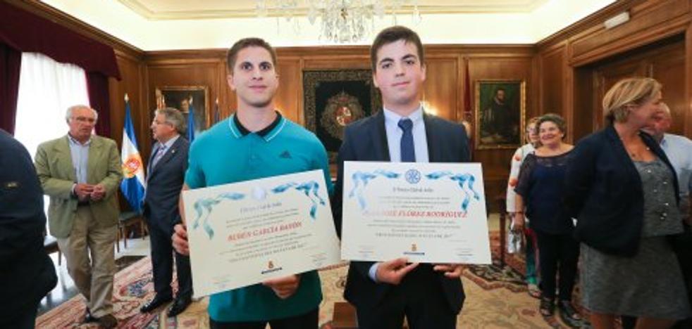 El Rotary Club reconoce reconoce a los 'Protagonistas del Mañana'