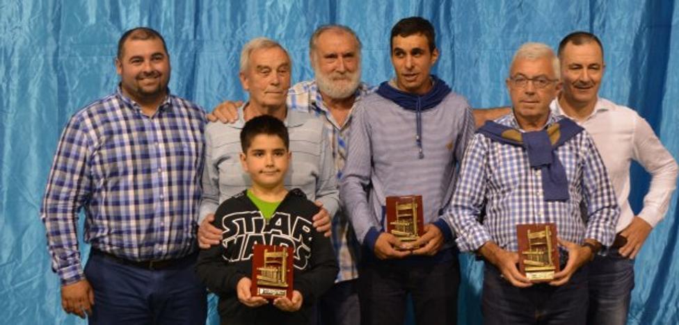 Ismael Bastián gana por sexta vez el Concurso de Sidra de Sariego