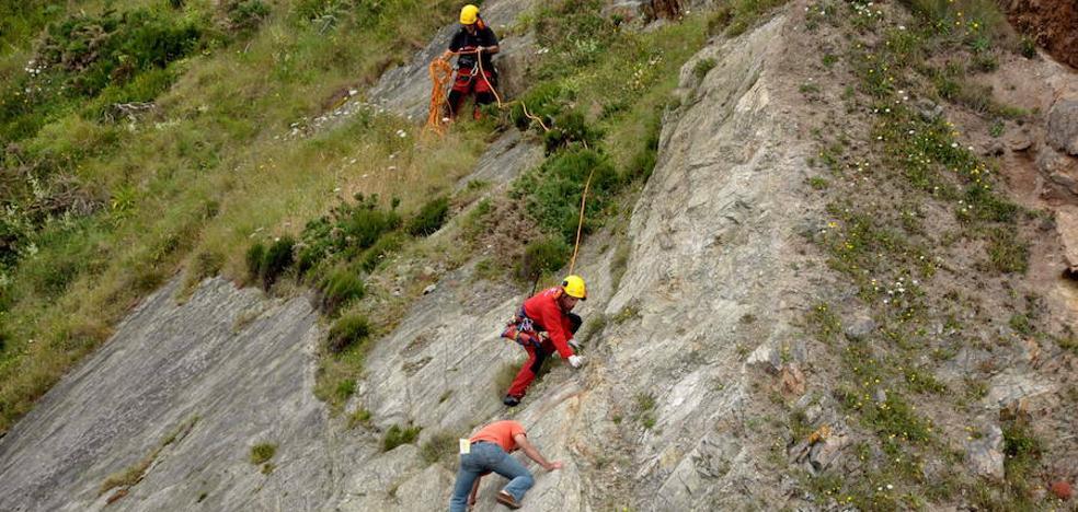 Los montañeros piden «sentido común» para evitar accidentes