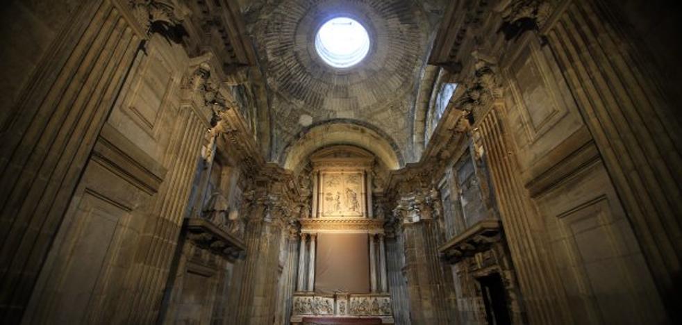 El Ministerio de Cultura asumiría las obras de la capilla de Los Vigiles