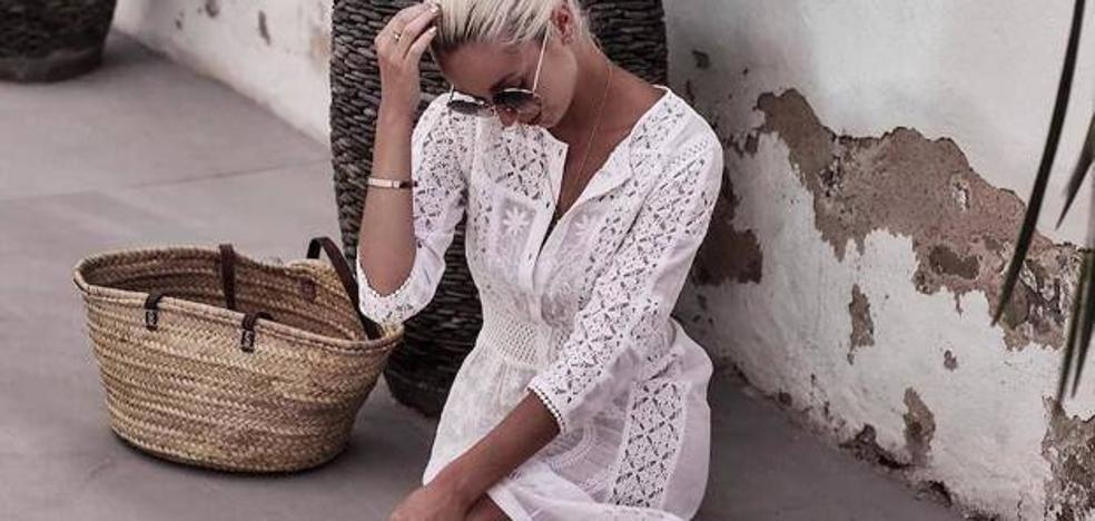 Así es el vestido viral de playa que ansían muchas mujeres