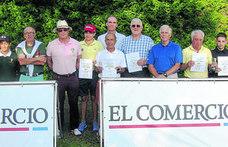 Clasificación del Club de Golf Cierro Grande (Tapia)