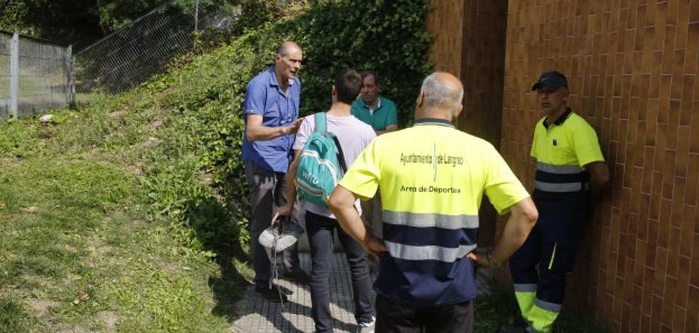 Principado y Ayuntamiento exigen a Adif plazos para el soterramiento de Langreo