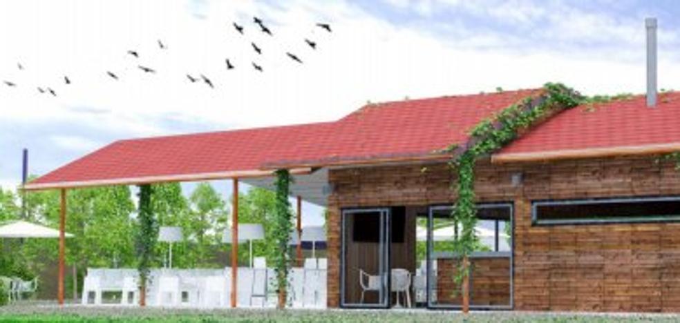La empresa concesionaria del chiringuito de Moniello invertirá 111.000 euros