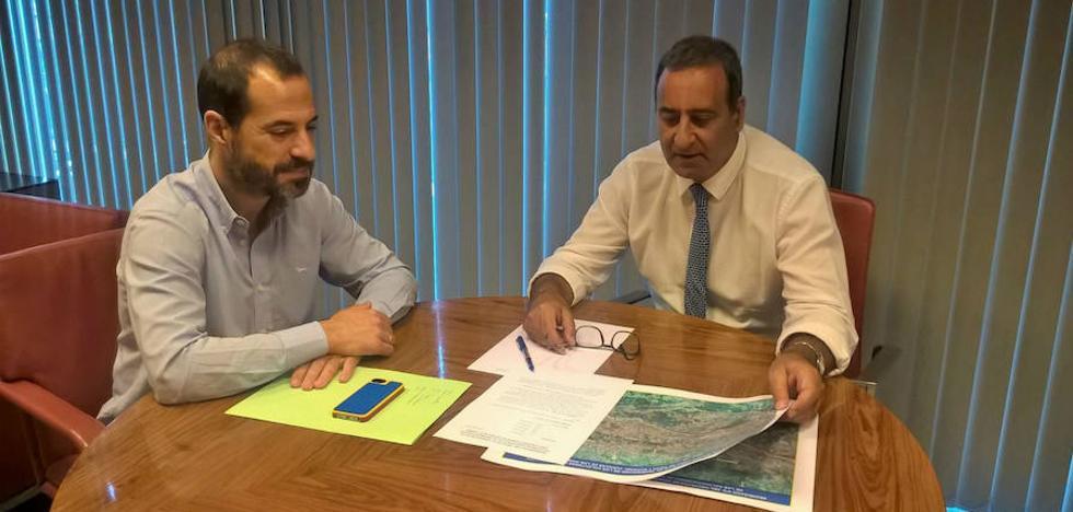 El Principado inicia la prolongación del saneamiento de Siero y Sariego