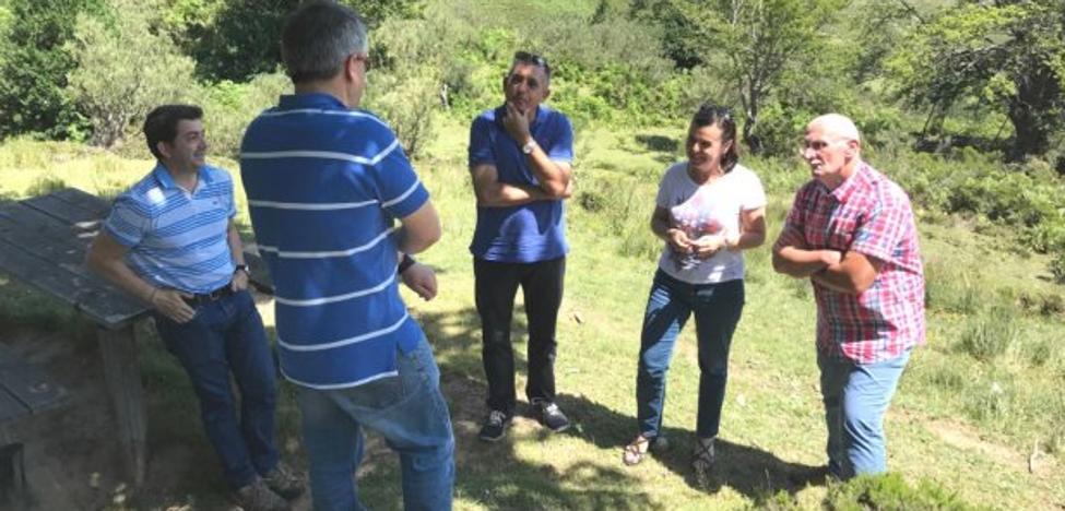 El Principado mantiene su compromiso para abrir la Casa del Urogallo de Tarna