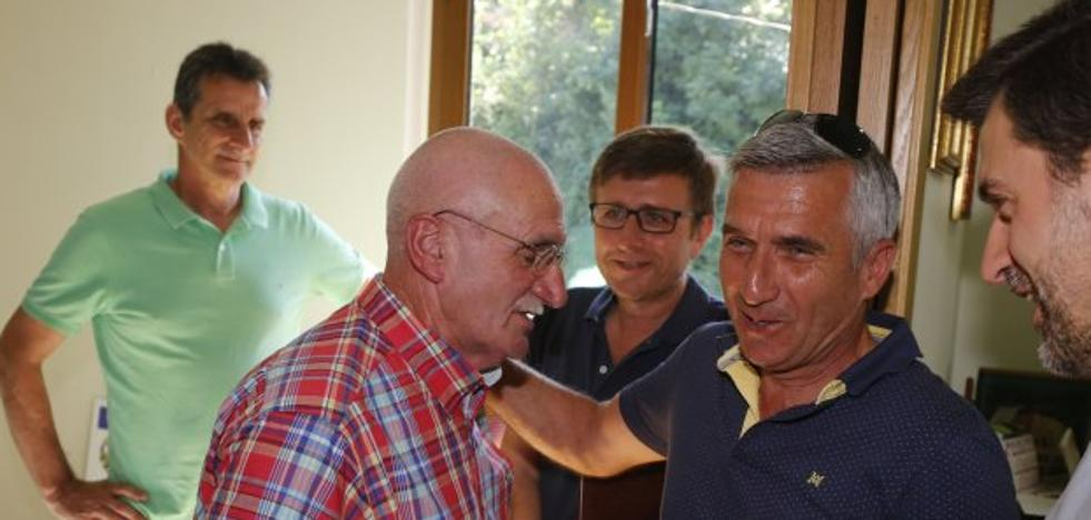 Miguel Ángel Fernández ya es el nuevo alcalde de Caso
