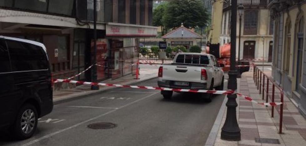 Quejas de los taxistas de Navia al perder tres plazas