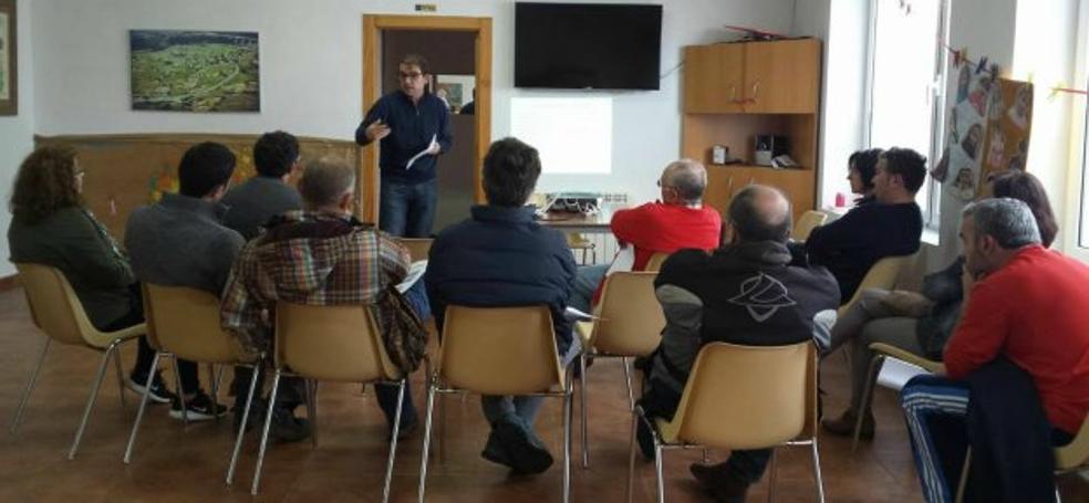 El nuevo centro social de El Forcón se financiará con los fondos Leader