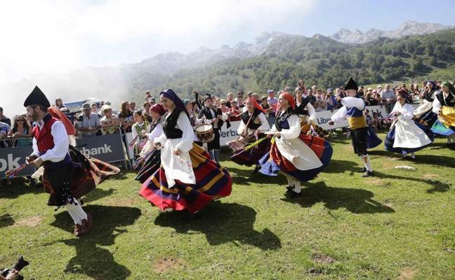La Fiesta del Pastor regresa a los Lagos de Covadonga