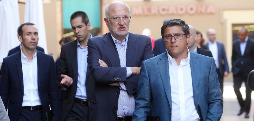 El presidente de Mercadona, de visita en Asturias