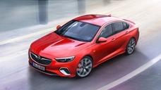Opel Insignia GSi, el más rápido de la familia