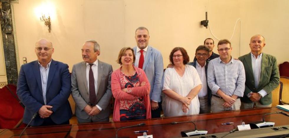 El Ayuntamiento de Oviedo mejorará los problemas de seguridad y de tráfico de los polígonos