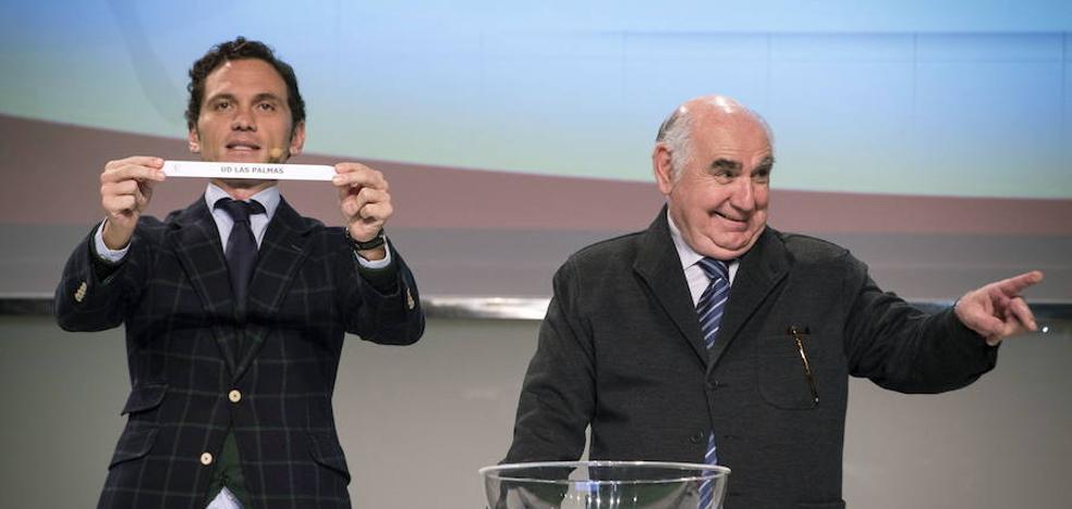 Calzón: «Posiblemente pondría la mano en el fuego por Villar»