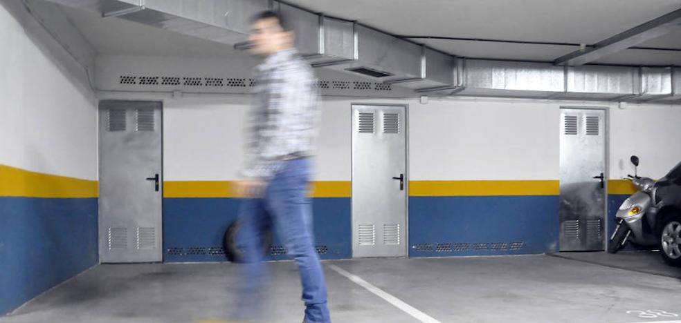 Detenidos cuatro jóvenes, dos de ellos menores, por robos en garajes y trasteros