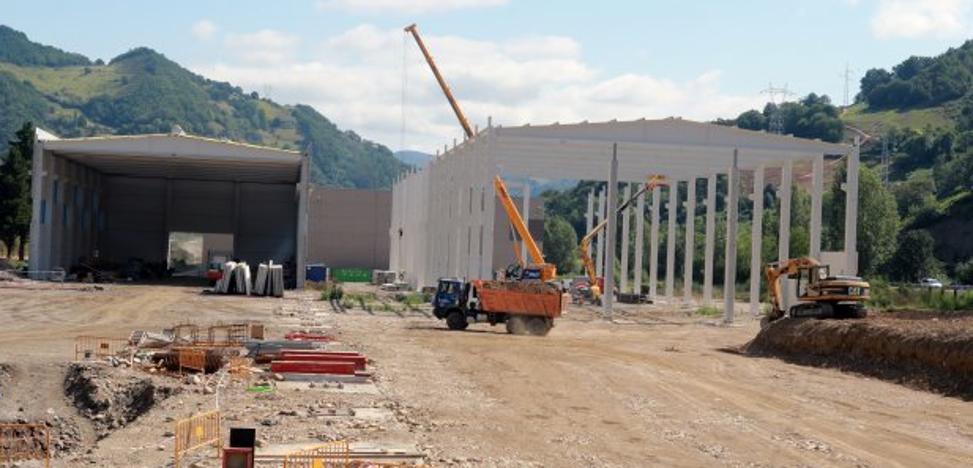 Asla inicia la construcción de la nueva planta en Villallana