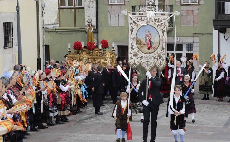 Llanes celebra La Magdalena