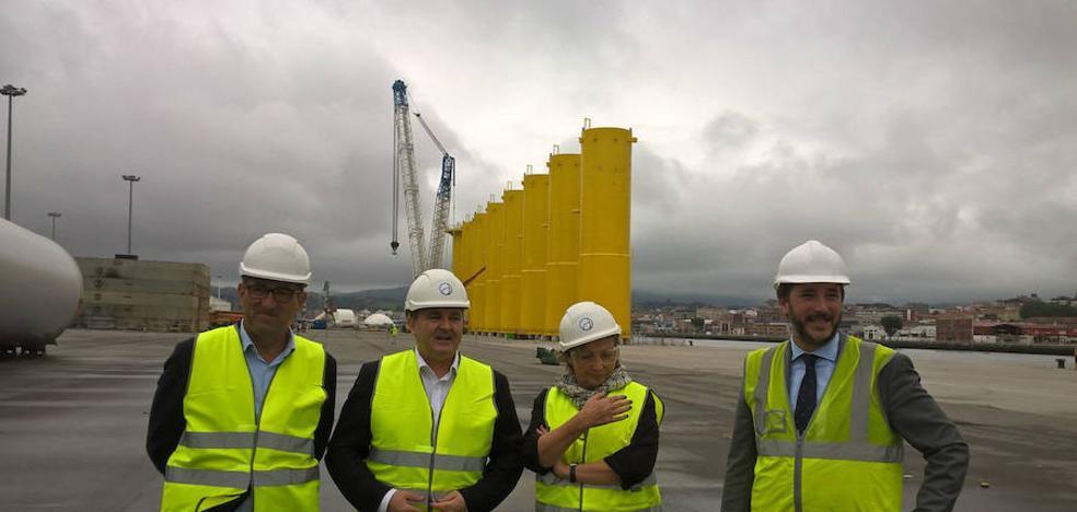 Industria ensalza la capacidad de Asturias para competir en el sector de las energías marinas