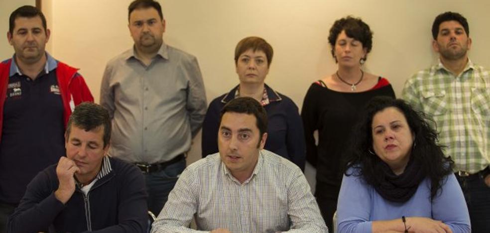 IU denuncia el «ninguneo político» del PSOE de Llanera a sus dos concejales