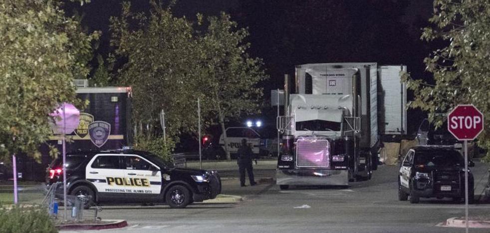 El hallazgo de un camión con inmigrantes en Texas deja un balance de diez muertos
