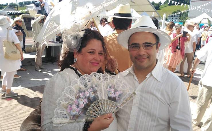 Fiesta indiana en Boal