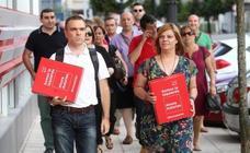 Barbón se impone a Pérez por 1.174 avales en el recuento final para las primarias