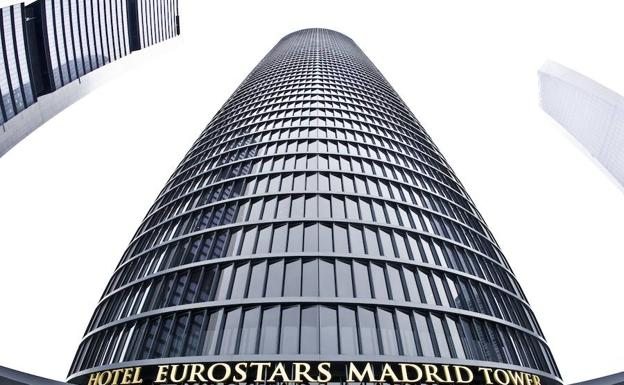 Hotel Eurostars Tower en Madrid. /Archivo