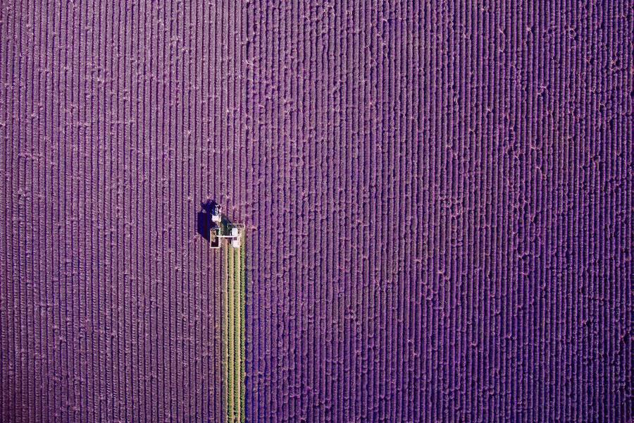 Las mejores imágenes hechas con drones