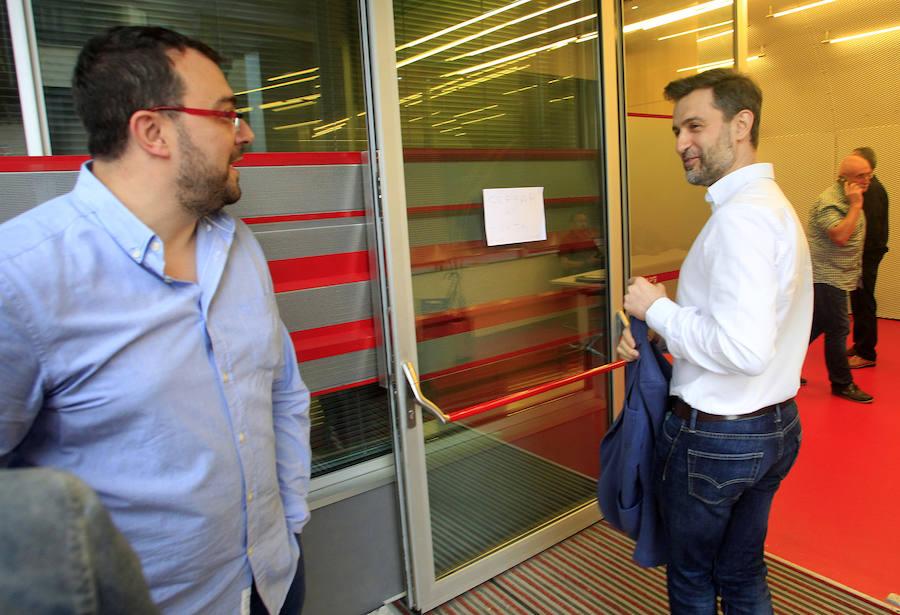 Barbón y Pérez, proclamados oficialmente candidatos a liderar la FSA