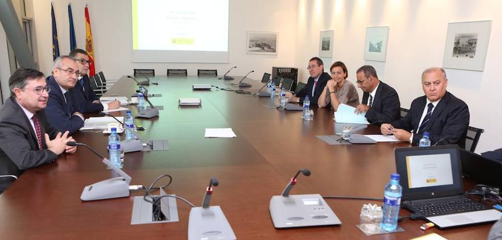El Estado, Principado y el Ayuntamiento de Gijón subvencionarán la autopista del mar