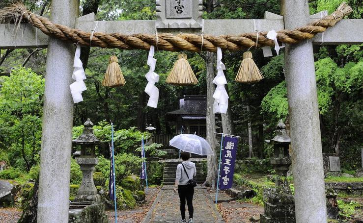 Kumano Kodo, en imágenes