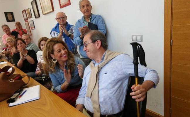 Corrales será nombrado Hijo Adoptivo de Siero gracias al concejal no adscrito