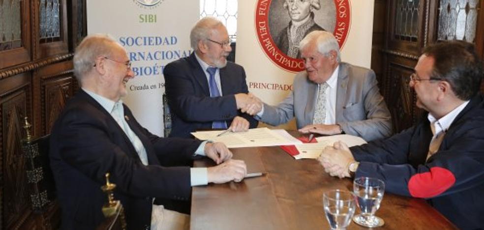 El Foro Jovellanos y la Sociedad de Bioética unen sus fuerzas