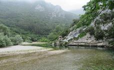 La cueva de La Loja y la Sauceda de Buelles
