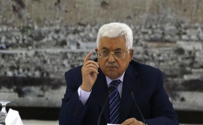 El presidente palestino Mahmud Abás, hospitalizado para un «chequeo rutinario»