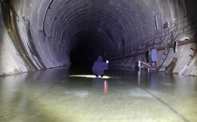 Adif encarga un estudio para evitar que el vaciado del túnel desestabilice el terreno